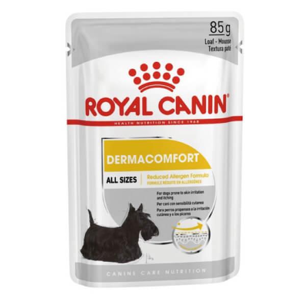 263_毛毛商城_RoyalCanin法國皇家_皮膚保健犬濕糧DMW-85G_9003579008829