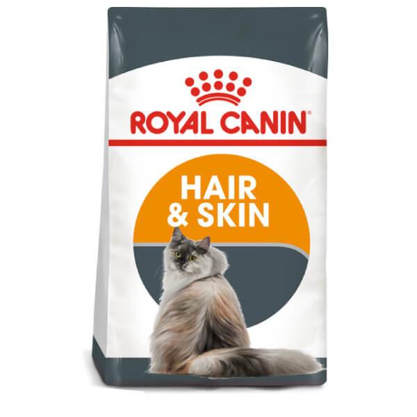 【法國皇家 ROYAL CANIN】HS33敏感膚質貓4KG