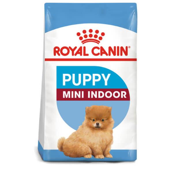【法國皇家 ROYAL CANIN】PRIJ27/MNINP小型室內幼犬3kg