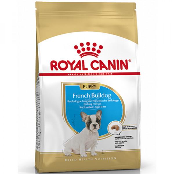 【法國皇家 ROYAL CANIN】BHN皇家法國鬥牛幼犬FBDP 3KG