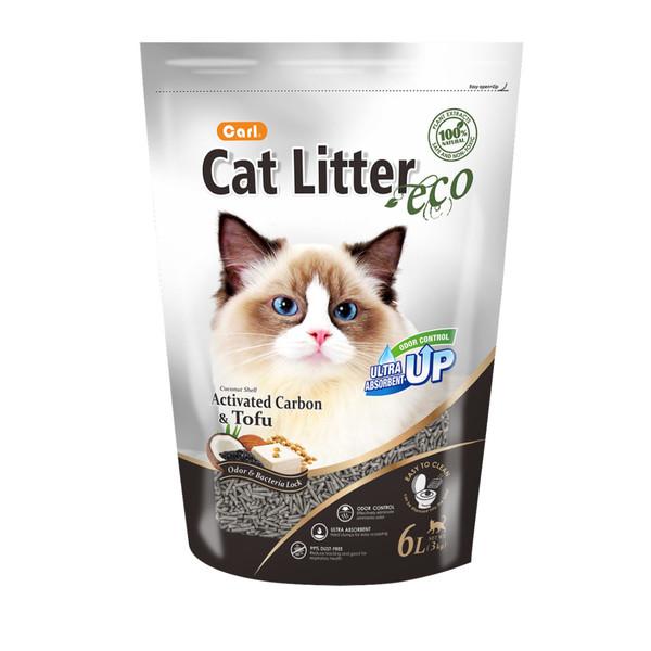 卡爾貓砂-活性碳